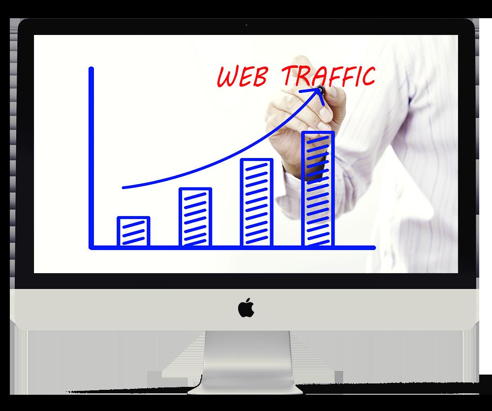 Traffic naar je website